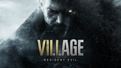 """Resident Evil Village ist der achte Teil der Spielereihe. Im Schriftzug """"Village"""" verbirgt sich die römische Ziffer """"8"""" und auch das Titelbild bricht mit einer typischen Regel der Reihe. Denn darin ist ein Mann zu sehen, dessen rechte Hälfte an einen Werwolf erinnert. Das ist ein Novum in Resident Evil, da sie bislang immer von Zombie-Mutationen der Umbrella Corporation handelte."""